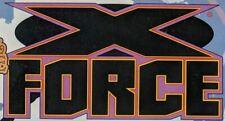 X-Force Comic Books - X-Men Uncanny Marvel