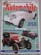 The Automobile magazine 05/2003 featuring Triumph TR4