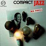 Compact Jazz: Bud Powell by Bud Powell (CD, Apr-1993, Verve) SEALED PROMO