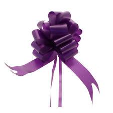 Pull Bows 50mm Florist Ribbon Wedding Car Decorations Gift Wrap Birthday