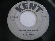 B B King Beautician Blues / I Can Hear My Name 1964 45rpm