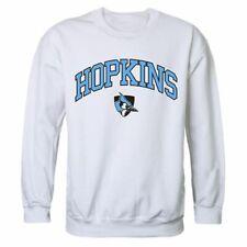 JHU Johns Hopkins University Campus Crewneck Pullover Sweatshirt Sweater Black