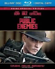 Universal Mc-public Enemies [blu Ray] Blu-ray