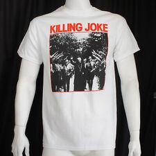 Authentic KILLING JOKE Pope Album Cover T-Shirt S M L XL XXL NEW