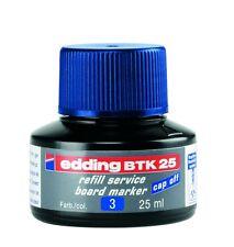 Edding RBTK White Board Marker Refill Ink 25ml, Edding Retract 12 Markers