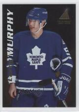 1995-96 Pinnacle Zenith #106 Larry Murphy Toronto Maple Leafs Hockey Card