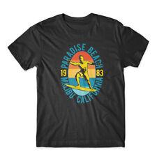 surfing_set_4 T-Shirt 100% Cotton Premium Tee New