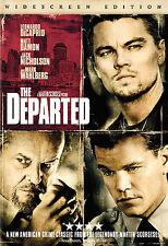 The Departed (Widescreen Edition) DVD, Leonardo DiCaprio, Matt Damon, Jack Nicho