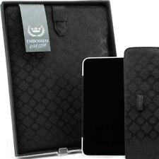 Negro/computadoras en relieve iPad caso cubierta de la tableta titular Accesorio de trabajo de oficina