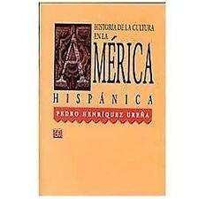 Historia de la cultura en la Am�rica hisp�nica