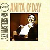 Verve Jazz Masters 49 by ANITA O'DAY, MINT LIKE CD 1995 Verve, Standards, Vocals