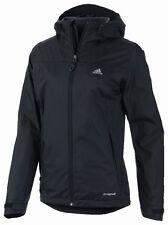 adidas Damen Jacke HT 3in1 Fleece Wandertag Doppeljacke sehr warm atmungsaktiv