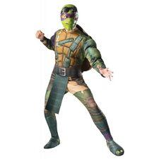 Ninja Turtle Costume Adult Teenage Mutant Ninja Turtles Halloween Fancy Dress