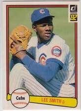 1982 Donruss Baseball #252 - #502 - Choose Your Cards
