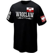 T-Shirt WROCLAW POLSKA POLOGNE POLAND - ★★★★★★