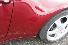 CLEAR stoneguard set Porsche 911 993 Carrera Genuine quality Polyurethane film