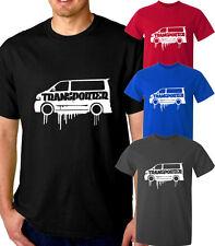 VOLKSWAGEN VW Transporteur T-5 Graffiti Style T-Shirt T5