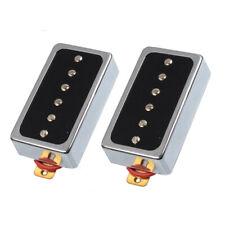 P90 Electric Guitar Humbucker Neck Bridge Single Coil Pickups For LP Les Paul