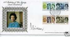 ROYAL fdc 1986 SIGNED Prince Michael of Kent