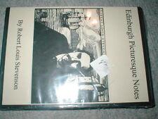 EDINBURGH PICTURESQUE NOTES R L STEVENSON CD ELECTRONIC PAPERBACK FORMAT NEW NIP