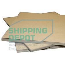 """Paquete De 20 Hojas 16x16 aglomerado Pad 22PT .022 Insertos cuadrado de álbumes de recortes 16/"""""""