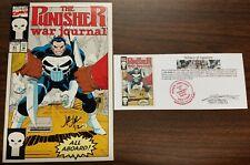 The Punisher War Journal (1988) #24-46 EACH SIGNED Romita Jr Ramos Palmiotti
