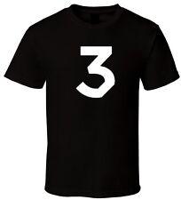 POSSIBILITA 'il rapper 3 Black T-Shirt RAP HIP HOP Brandon breaux White TEE