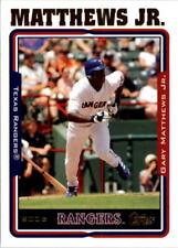 2005 Topps Baseball Base Singles #429-528 (Pick Your Cards)