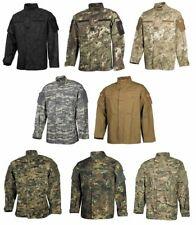 US Feldjacke ACU Rip Stop Combat Uniform Jacke Army Parka Herren Bundeswehr BW