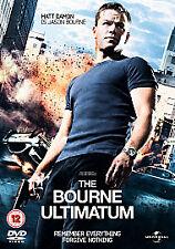 THE BOURNE ULTIMATUM DVD-MATT DAMON-BRAND NEW SEALED