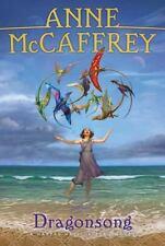 Dragonsong (Harper Hall Trilogy, Book 1) - McCaffrey, Anne Aladdin Paperback Boo