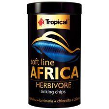 Tropical Soft Line Africa Herbivore - Pflanzenfutter Cichliden