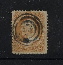 US 100 rare scarce grll LOOK nice stamp cat  $1,000.00
