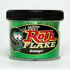 Lil' Daddy Roth Metal Flake - Green Go!