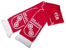 écharpe tricotée 160 x 18 cm deux couches Carnaval Mayence am Rhein 56302