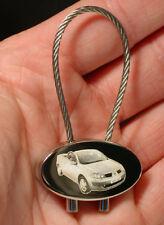 Renault Schlüsselanhänger verschied. Modelle Gravur Twingo Megane R4 Twizy usw.