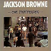 Jackson Browne  - The Pretender (CD, Dec-1986, Asylum)