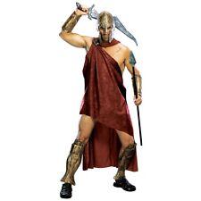 Spartan Costume Adult 300 Warrior Halloween Fancy Dress