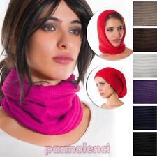 Bufanda de mujer calentador cuello banda suéter gorro tubo idea 3-50