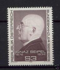Austria 1982 SG#1938 Ignaz Seipel MNH