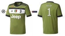 MAGLIA Juventus Torino 2017-2018 Third UCL-BUFFON 1 [152-xxl] CHAMPIONS LEAGUE
