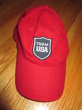 U.S. OLYMPIC TEAM USA (Adjustable) Cap