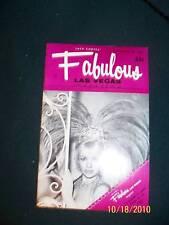 Fabulous Las Vegas Half Brothers Gwen Harmon 1/23/65
