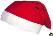 Günstige Nikolausmützen mit Glöckchen Nikolaus Mütze Spar Sets