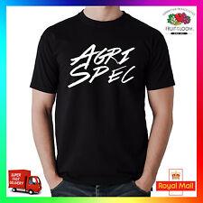 Camisa Camiseta Agri Spec Impreso Camiseta Gracioso N. Ireland Irlandés LSD Tractor Mid Ulster