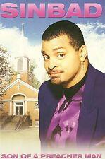Sinbad: Son Of A Preacher Man (DVD, 2007) RARE SINBAD 1996 TV MOVIE BRAND NEW