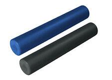 Fitness- & Massagerollen blau mit Faszienstange Massagerolle Physio Yoga Rolle Faszi Fitness & Jogging Achillesfreund Hart
