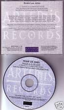 RICKIE LEE JONES Chuck E's In Love LIVE PROMO CD Single