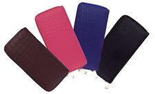 Women Leather Wallet Purse Zipper Coin Case Phone Card Handbag