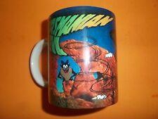 NEW TAZMANIAN DEVIL LOONEY TUNES COFFEE CUP  L@@K